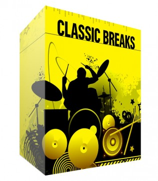 Classic Drum Breaks - Loops & Samples
