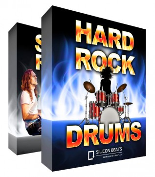 Classic Rock Drum Loops for Instant Download