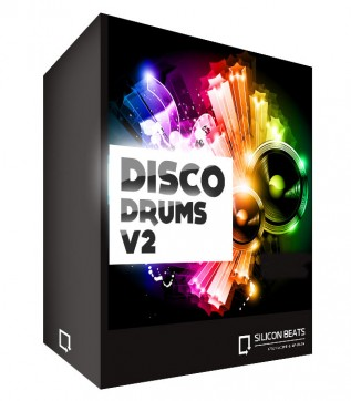 Download 'Disco Drum Loops V2' from Silicon Beats.
