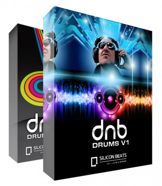 Drum n Bass Drum Loops - Dnb