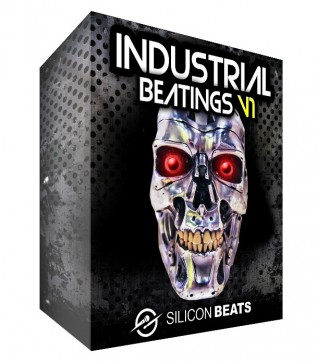 Industrial Drum Loops - Beatings V1