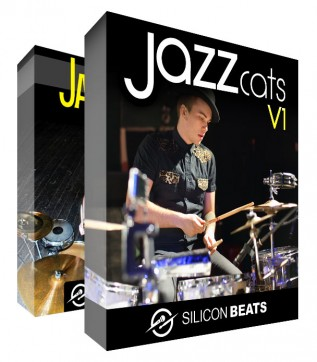 Jazz Drum Loops Mega Pack