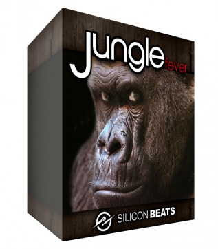 Jungle Drum Loops with 'Jungle Fever'.