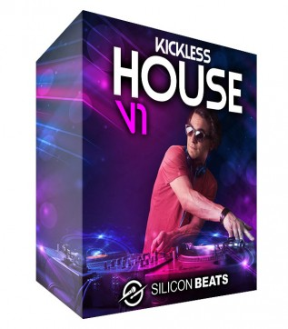 Download 'Kickless House Drum Loops V1' Right Now.