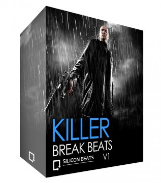 Killer Breakbeats V1 - Drum Loops Downloads