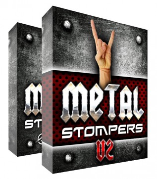 Metal Drum Loops Mega Pack