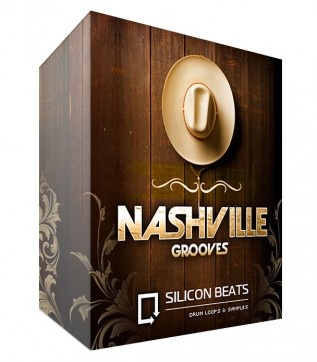 Country Drum Loops - 'Nashville Grooves' Sample Pack