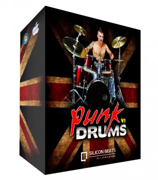 Punk Drum Loops V1