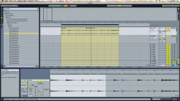 Ableton Drum