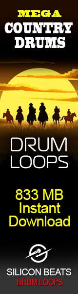 Country Drum Loops